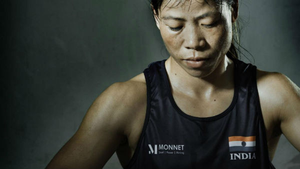 Mary Kom's life Inspirational