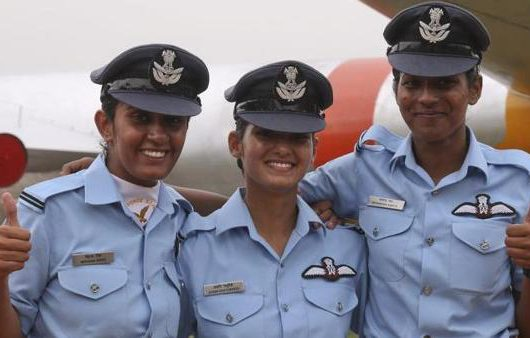 as-rafale-fleet-gets-its-first-woman-fighter-pilot,-a-look-at-women-in-indian-armed-forces