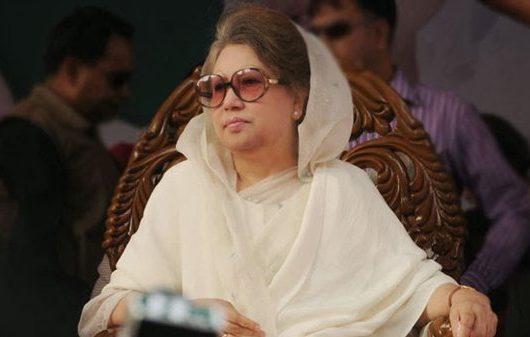 Khaleda Zia Jail