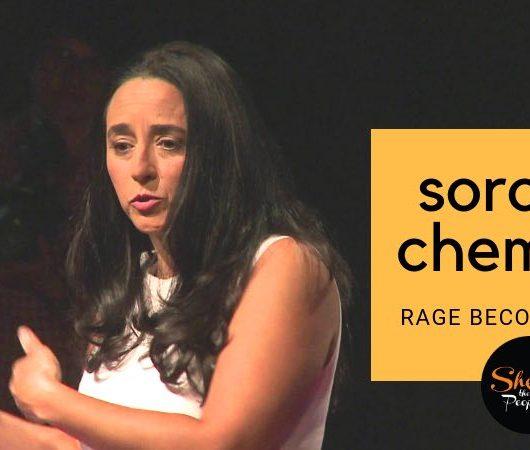 Soraya Chemaly New Book