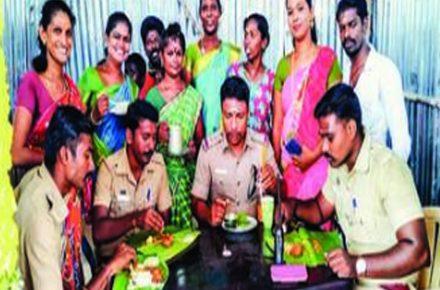 Gayathri Transgender Women Opens Tiffin Shop